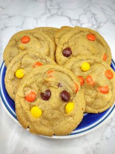 Reece's Pieces Cookies